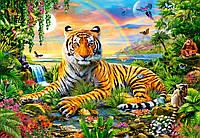 Пазлы Castorland 103300 Король джунглей