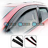 Дефлектор окон Chevrolet Cruze 2009->Sedan