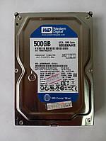 """Жесткий диск Western Digital / HDD 500ГБ 3.5"""" (2.5""""), фото 1"""