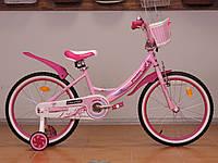 """Детский велосипед Crossride Vogue and Classic 20"""""""