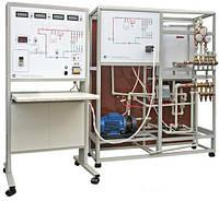 """Стенд лабораторный """"Энергосберегающие технологии. Исследование вихревого генератора"""" НТЦ-14.82"""