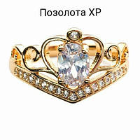 Кольцо Корона размер 19