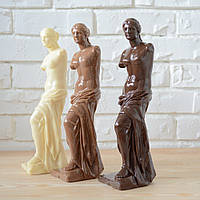 """Шоколадная фигура """"Венера"""" элитный шоколад 1/7"""