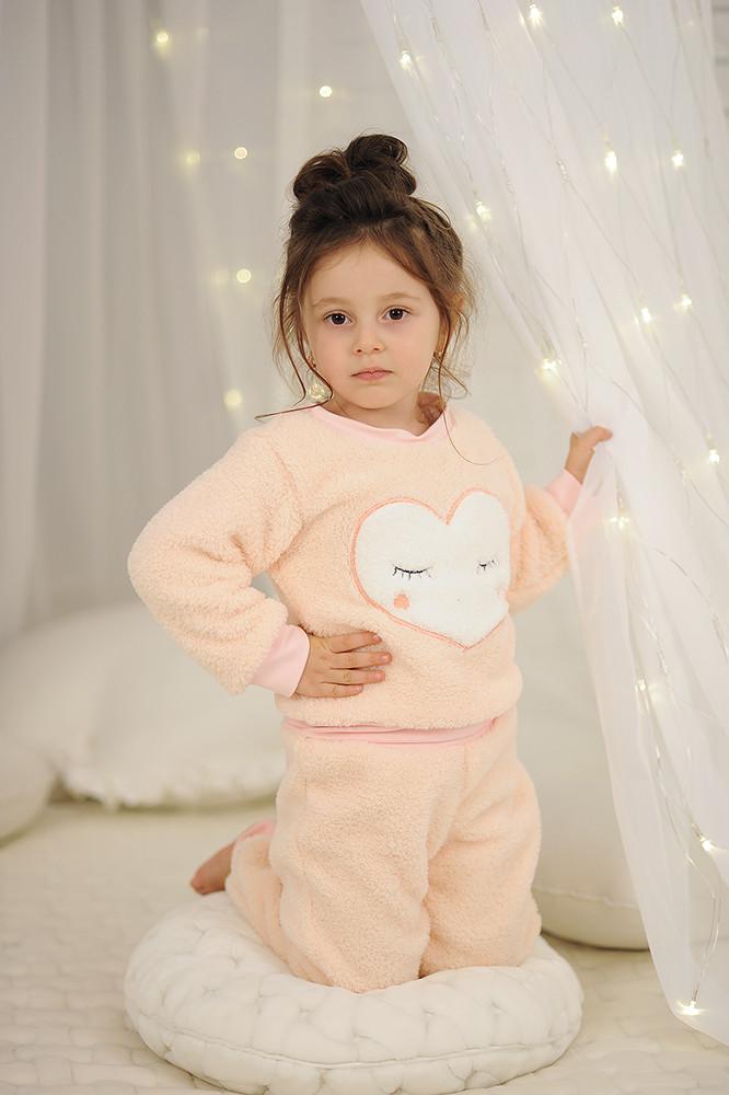 d38282941bab Домашний мягенький теплый детский махровый костюм пижама, серия мама и  дочка, цена 504 грн., купить в Одессе — Prom.ua (ID#533388821)
