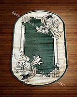 Напольные ковры в с цветочным принтом 3032