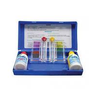 Тестер капельный pH и Cl/Br