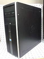 Системный блок 4-ядра 2.83GHz/8GB DDR3/HDD 320GB Hewlett-Packard HP Compaq 8000 Elite, фото 2