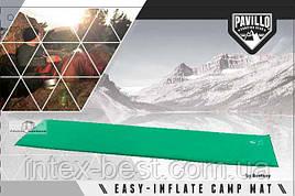 Самонадувной коврик 68058 Mondor Camp Mat Pavillo by Bestway
