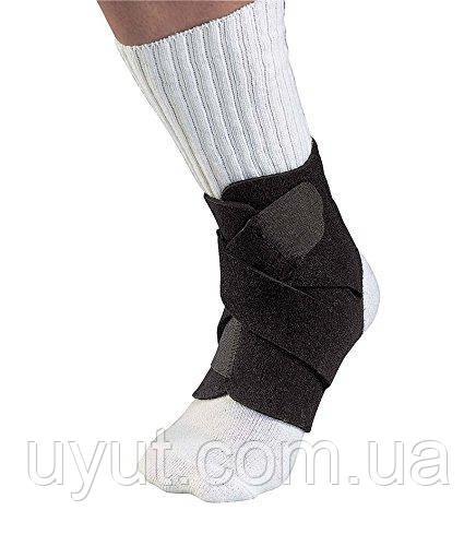 Регулируемый фиксатор голеностопного сустава McDavid 4547 Adjustable Ankle Support