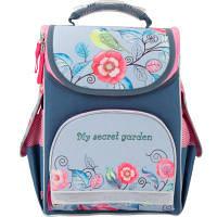 "Рюкзак GO17-5001S-3 Kite ""My secret garden"" каркасный"
