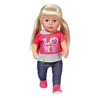 Zapf Creation Кукла Baby Born старшая сестренка 43см