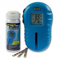 Тестер AquaChek электронный (для измерения уровня pH и Хлор)