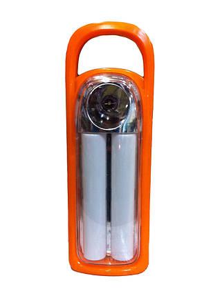Фонарь светодиодный аккумуляторный YJ-6801, фото 2