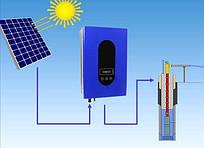 Солнечный насосный инвертор PS1000S