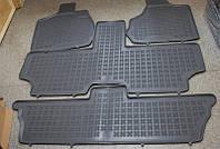 """Коврики салона """"Rezaw-Plast"""" Chrysler VOYAGER IV (2001-2006); (7 мест)"""