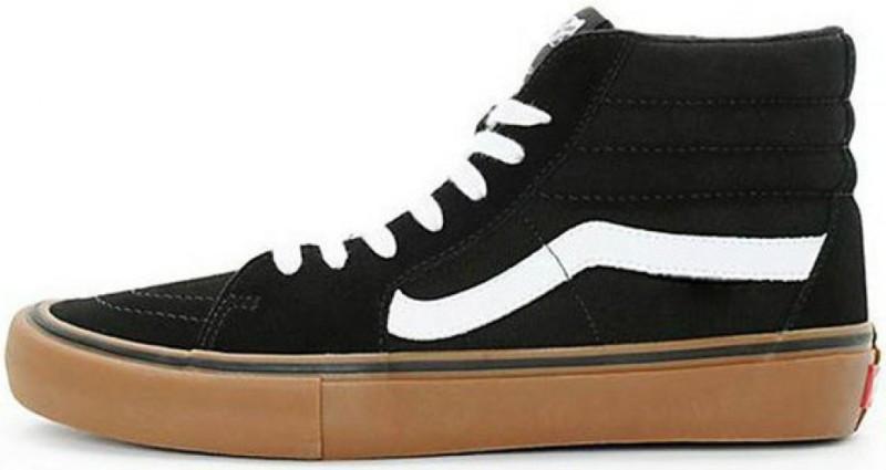 Кеды Vans Old Skool high Ski8-Hi Pro SMU Sneakers, (унисекс), vans old school, ванс олд скул