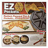 Формы для выпечки пирогов, тесторезка, форма для выпечки EZ Pockets, фото 6