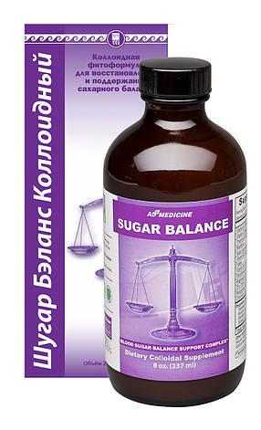 Шугар Бэланс - Коллоидная фитоформула для восстановления и поддержания сахарного баланса, фото 2