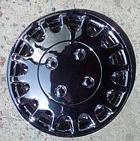 Колпаки VITOL хром Mirror Storm R13