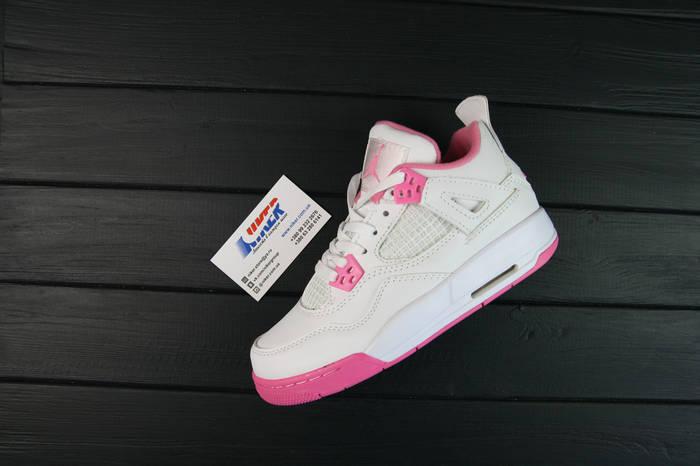 Кроссовки женские Nike Air Jordan 4 / AJW-031