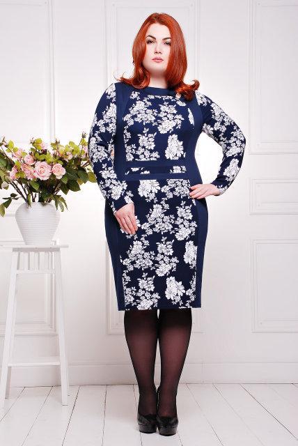 Платья осень-весна 60-62 размеров