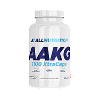 Аминокислоты Бца BCAA 2:1:1 1000 Xtra Caps, 360 caps  All Nutrition