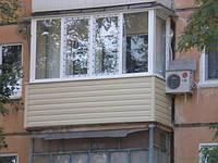 Балконы Макеевка. Балкон под ключ