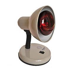 Тепловая инфракрасная лампа для прогрева KVARTC-IK-KR-N-75 (Новатор)