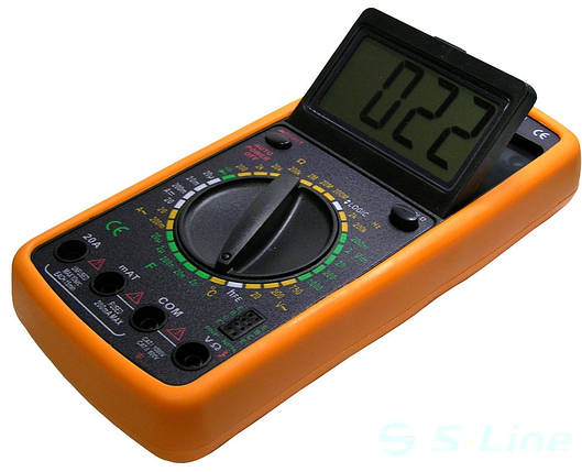 Мультиметр цифровой DT9208 , фото 2