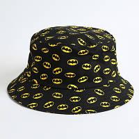Панама Batman черная