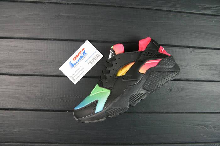 Кроссовки женские Nike Air Huarache Rainbow / ARC-278