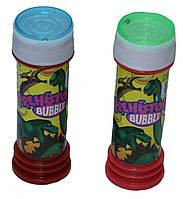 Мыльные пузыри с игрой 3508     10,5 см