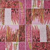 Салфетки бумажные с рисунком   Цветочное поле  Польша 33*33см, фото 2