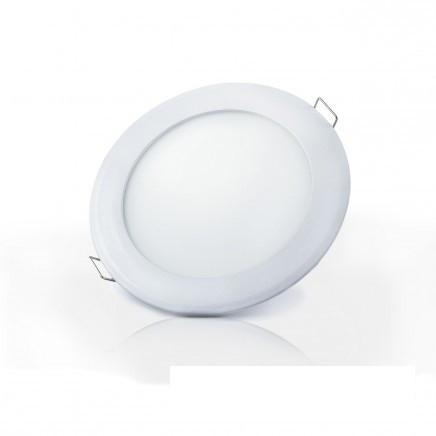 Светодиодный светильник LED-R-225-18 18Вт 4200К круг встраиваемый Евросвет