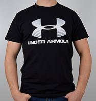 """Мужская футболка """"UnderArmour"""" черный"""
