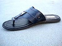 Сланцы вьетнамки кожаные мужские большие размеры 46-48 р