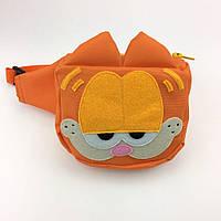 """Детская сумка на пояс BabyGoBags """"Гарфилд"""" (0063)"""