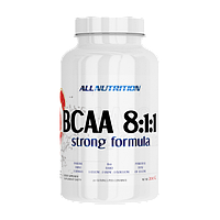 Аминокислоты Бца BCAA 8:1:1 Strong formula 400g  All Nutrition  апельсин
