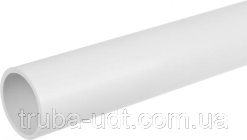 """Труба ПВХ Ø1/2"""" довжина 3м (PN20)"""