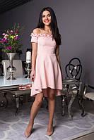 Оригинальное платье для девушек 7108