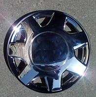Колпаки VITOL хром Mirror Xander R13