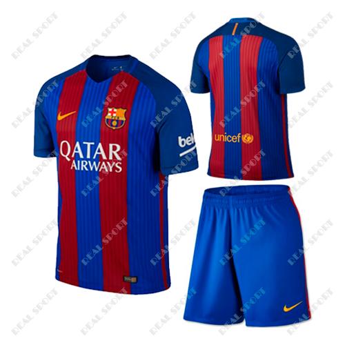 Футбольная форма ФК Барселона. Основная форма 2017