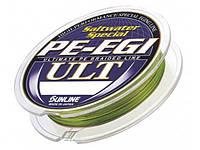 Шнур Sunline Super PE-EGI ULT 120m #0.8/0.148мм 6,0кг