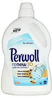 Гель для стирки Perwoll renew 3D white effect 2 л