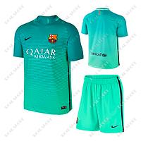 Футбольная форма ФК Барселона. Резервная форма 2017