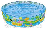 Intex 58474 Бассейн детский каркасный 288л 1,08кг (122х25см)