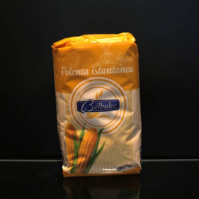 Итальянская полента Belbake Polenta istantanea  (кукурузная каша) 500г