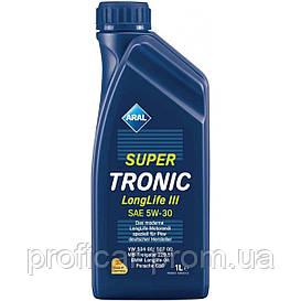 Моторное масло ARAL SuperTronic Longlife III 5W-30