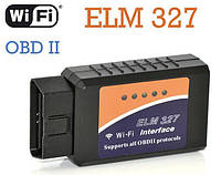 Сканер для диагностики автомобиля ELM327 WiFi OBD II