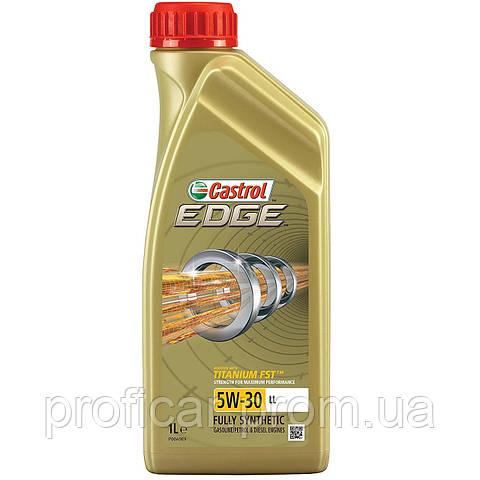 Моторное масло Castrol EDGE Titanium FST 5W-30